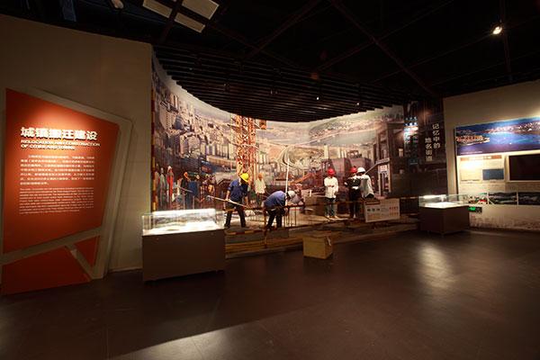重庆三峡博物馆简介_基本陈列-重庆三峡移民纪念馆